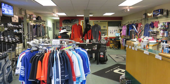 Pro Shop - Maple City Country Club